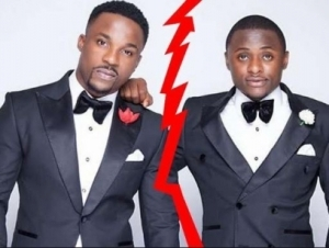 """Ubi Franklin Ruined My Life"" – Iyanya Responds To Ubi's Instagram Posts"